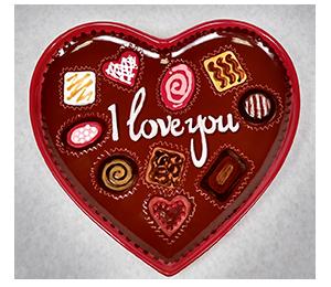 Pittsburgh Valentine's Chocolate