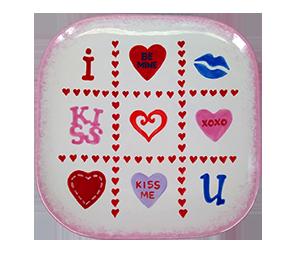 Pittsburgh Valentine's Tic Tac Toe