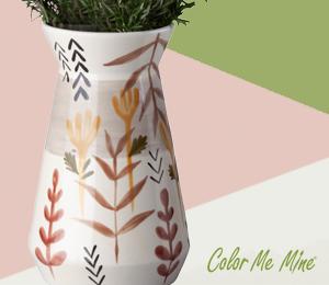 Pittsburgh Minimalist Vase
